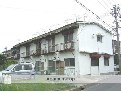 愛知県尾張旭市、三郷駅徒歩7分の築43年 2階建の賃貸アパート