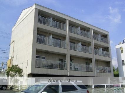 愛知県瀬戸市、水野駅徒歩4分の築28年 3階建の賃貸マンション