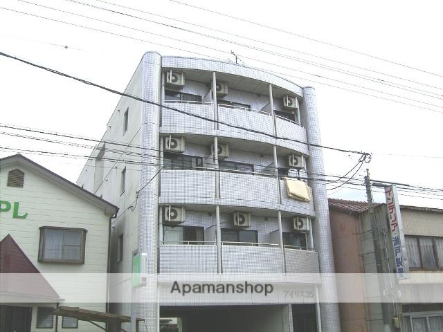愛知県尾張旭市、尾張旭駅徒歩23分の築25年 4階建の賃貸マンション