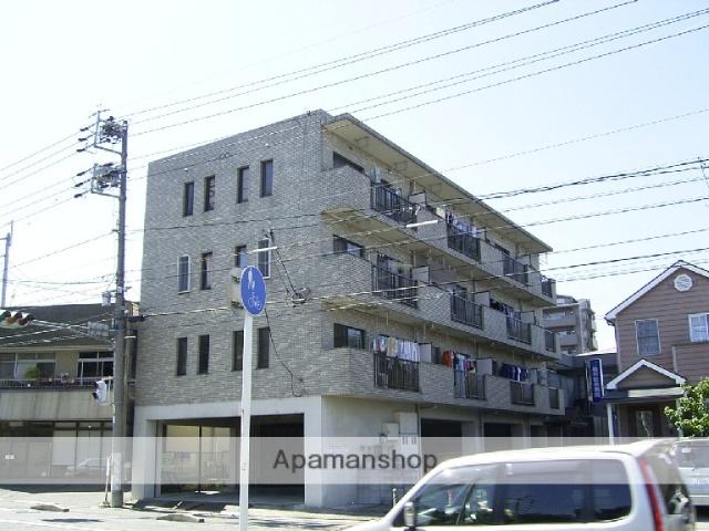 愛知県尾張旭市、印場駅徒歩3分の築25年 4階建の賃貸マンション