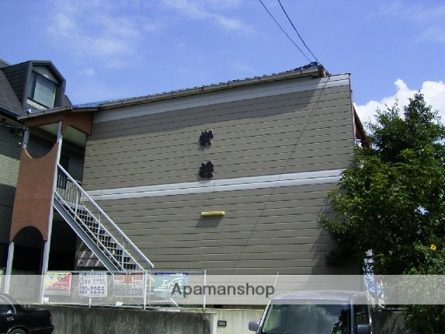 愛知県尾張旭市、印場駅徒歩21分の築40年 2階建の賃貸アパート
