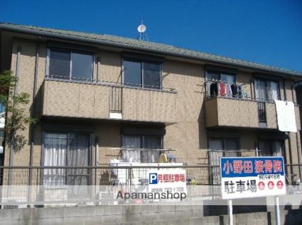 愛知県名古屋市千種区、池下駅徒歩19分の築15年 2階建の賃貸アパート