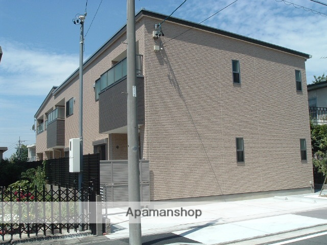 愛知県名古屋市守山区、大曽根駅ガイドウェイバスバス11分川村下車後徒歩8分の築12年 2階建の賃貸アパート