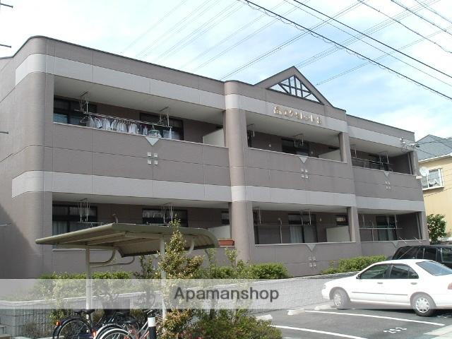 愛知県名古屋市守山区の築15年 2階建の賃貸アパート