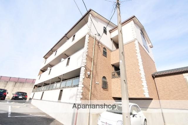 愛知県名古屋市守山区、喜多山駅徒歩6分の築12年 3階建の賃貸マンション