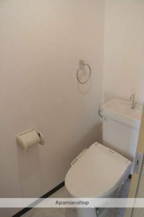 ウエストラフィーネ[2DK/49m2]のトイレ