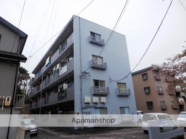 愛知県知多市、長浦駅徒歩5分の築42年 4階建の賃貸アパート