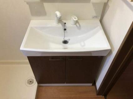 エンジェルステラ[1LDK/48.4m2]の洗面所
