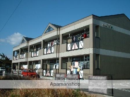 愛知県常滑市、榎戸駅徒歩13分の築19年 2階建の賃貸アパート