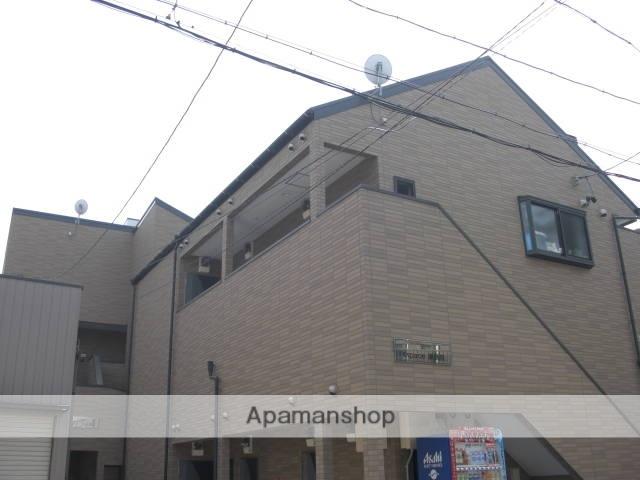 愛知県名古屋市中区、東別院駅徒歩10分の築12年 2階建の賃貸アパート