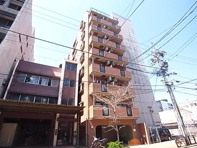 愛知県名古屋市中村区、名古屋駅徒歩13分の築17年 9階建の賃貸マンション