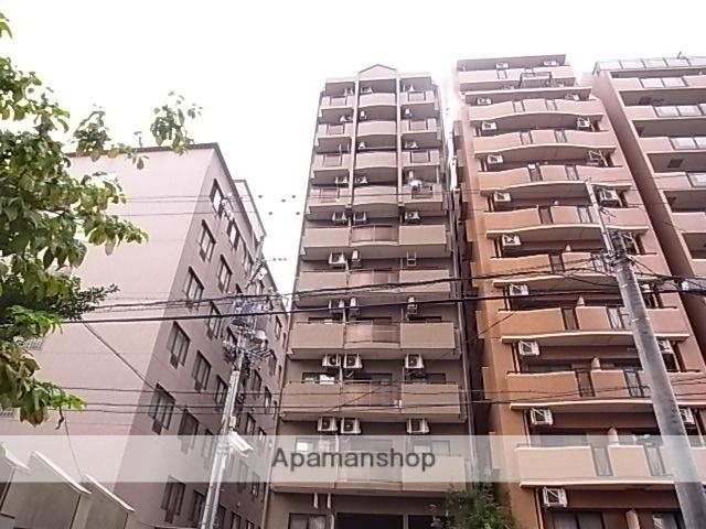 愛知県名古屋市中区、上前津駅徒歩7分の築25年 11階建の賃貸マンション