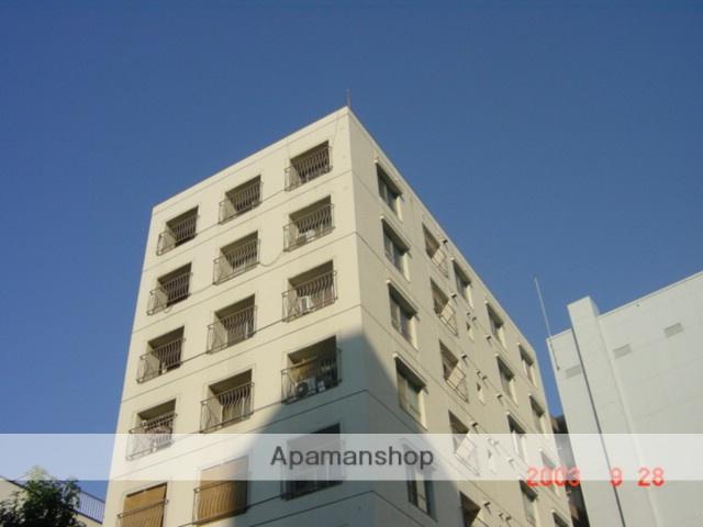 愛知県名古屋市中区、矢場町駅徒歩7分の築35年 8階建の賃貸マンション
