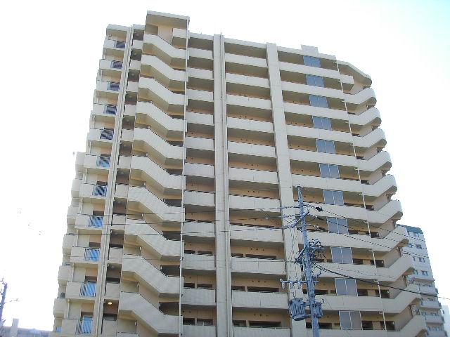 愛知県名古屋市中区、鶴舞駅徒歩15分の築13年 14階建の賃貸マンション