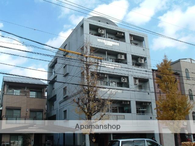 愛知県名古屋市北区、大曽根駅徒歩5分の築24年 5階建の賃貸マンション