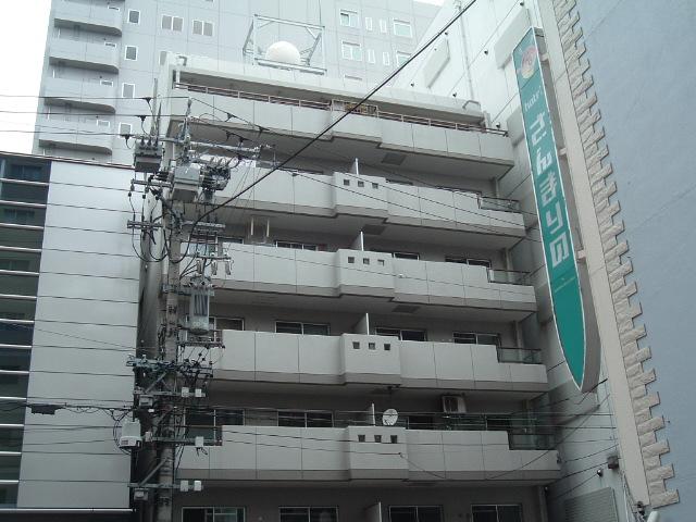 愛知県名古屋市中区、伏見駅徒歩7分の築30年 7階建の賃貸マンション