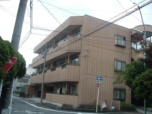 愛知県名古屋市東区、尼ヶ坂駅徒歩15分の築24年 3階建の賃貸マンション