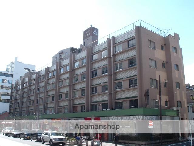 愛知県名古屋市東区、高岳駅徒歩7分の築41年 5階建の賃貸マンション