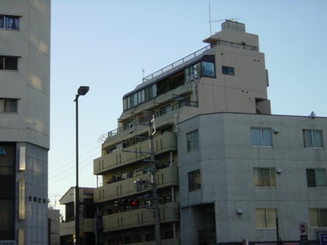 愛知県名古屋市東区、高岳駅徒歩13分の築31年 7階建の賃貸マンション