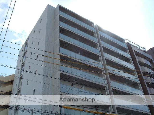 愛知県名古屋市中区、伏見駅徒歩10分の築10年 9階建の賃貸マンション