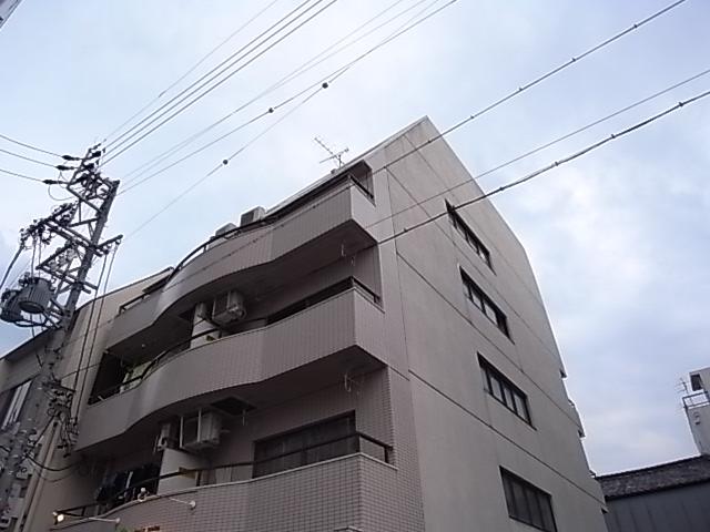 愛知県名古屋市中区、矢場町駅徒歩12分の築28年 6階建の賃貸マンション