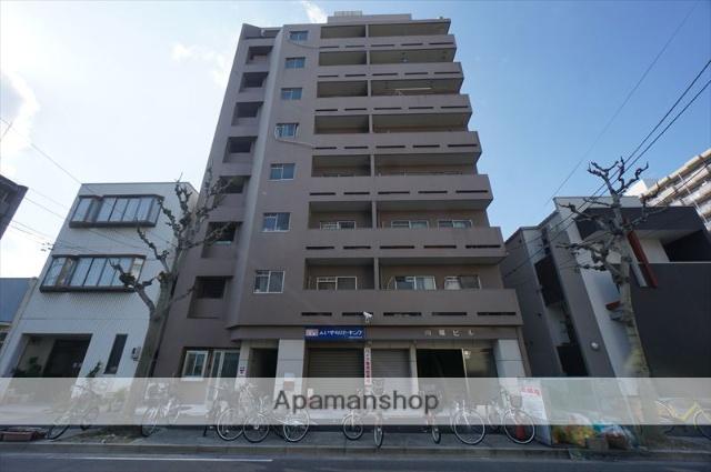 愛知県名古屋市中区、新栄町駅徒歩11分の築47年 11階建の賃貸マンション