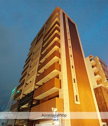愛知県名古屋市西区、名古屋駅徒歩10分の築8年 11階建の賃貸マンション