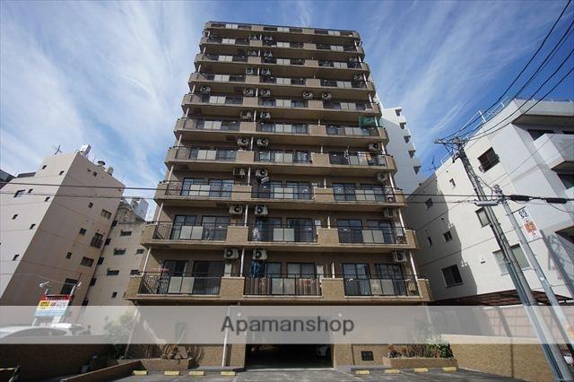愛知県名古屋市中区、上前津駅徒歩11分の築23年 11階建の賃貸マンション