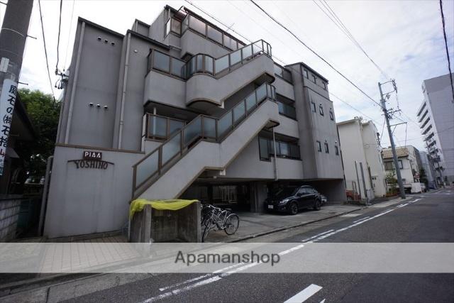 愛知県名古屋市東区、尼ヶ坂駅徒歩5分の築25年 4階建の賃貸マンション