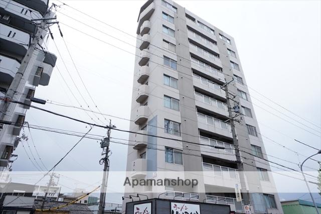 愛知県名古屋市東区、千種駅徒歩6分の築23年 11階建の賃貸マンション