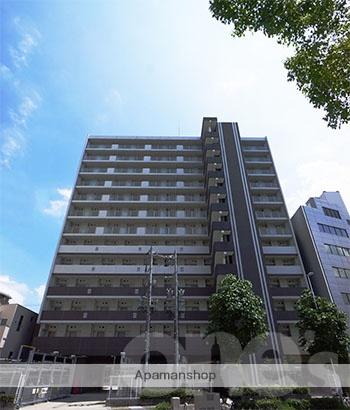 愛知県名古屋市中区、新栄町駅徒歩7分の築8年 13階建の賃貸マンション