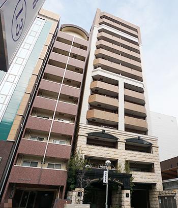 愛知県名古屋市中区、栄駅徒歩6分の築11年 16階建の賃貸マンション