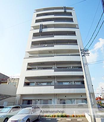 愛知県名古屋市中川区、尾頭橋駅徒歩17分の築6年 10階建の賃貸マンション