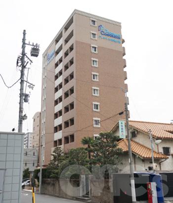 愛知県名古屋市東区、新栄町駅徒歩7分の築11年 11階建の賃貸マンション