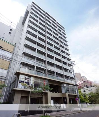 愛知県名古屋市東区、新栄町駅徒歩1分の築9年 14階建の賃貸マンション