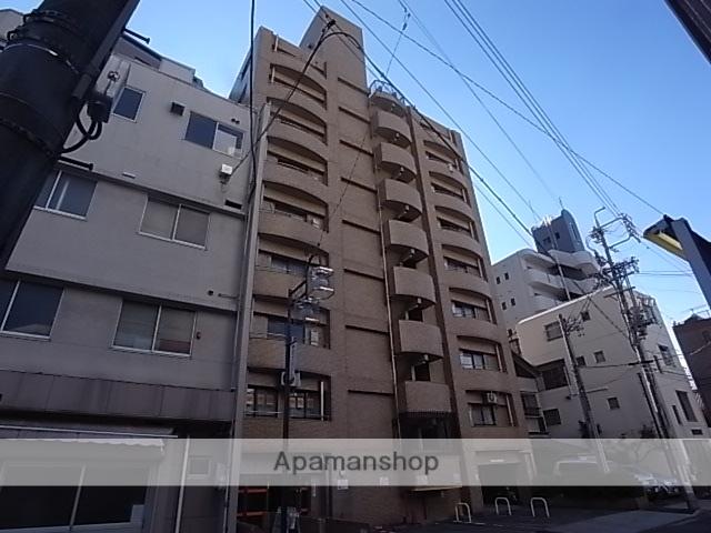 愛知県名古屋市中区、伏見駅徒歩13分の築22年 9階建の賃貸マンション