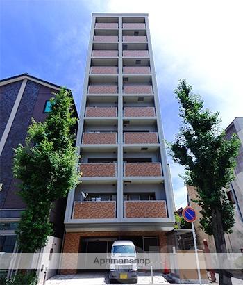 愛知県名古屋市中区、東別院駅徒歩12分の築5年 10階建の賃貸マンション