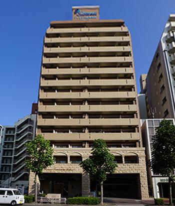 愛知県名古屋市中区、鶴舞駅徒歩2分の築13年 13階建の賃貸マンション