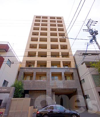 愛知県名古屋市中区、鶴舞駅徒歩15分の築11年 11階建の賃貸マンション