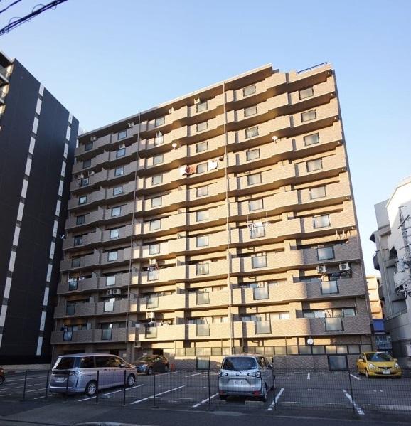 愛知県名古屋市中区、金山駅徒歩11分の築21年 11階建の賃貸マンション