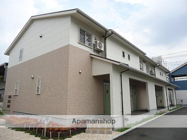 愛知県名古屋市北区、上飯田駅徒歩16分の築4年 2階建の賃貸アパート