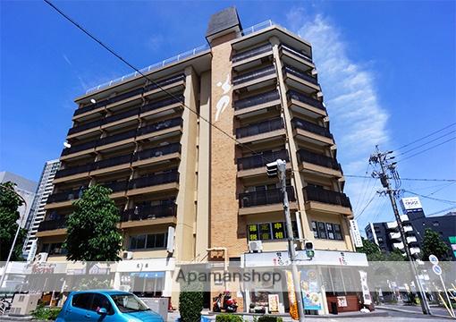 愛知県名古屋市中区、鶴舞駅徒歩12分の築39年 9階建の賃貸マンション