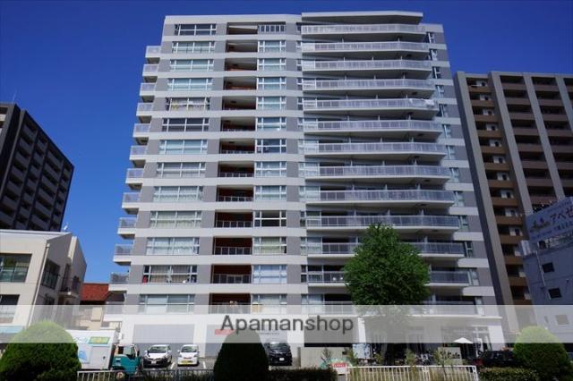 愛知県名古屋市東区、新栄町駅徒歩3分の築8年 14階建の賃貸マンション
