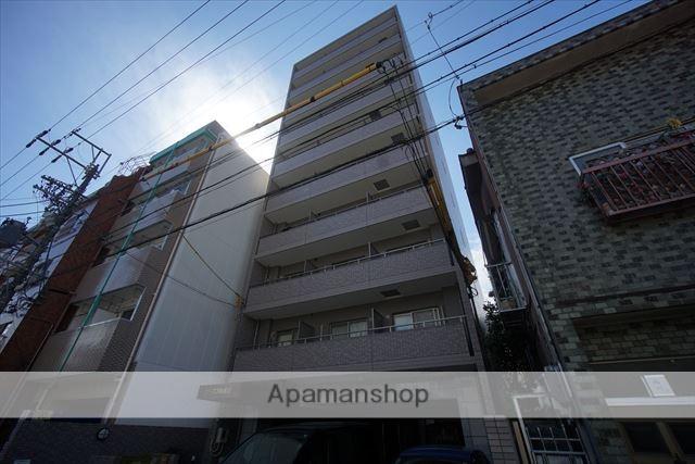 愛知県名古屋市中区、金山駅徒歩9分の築11年 10階建の賃貸マンション