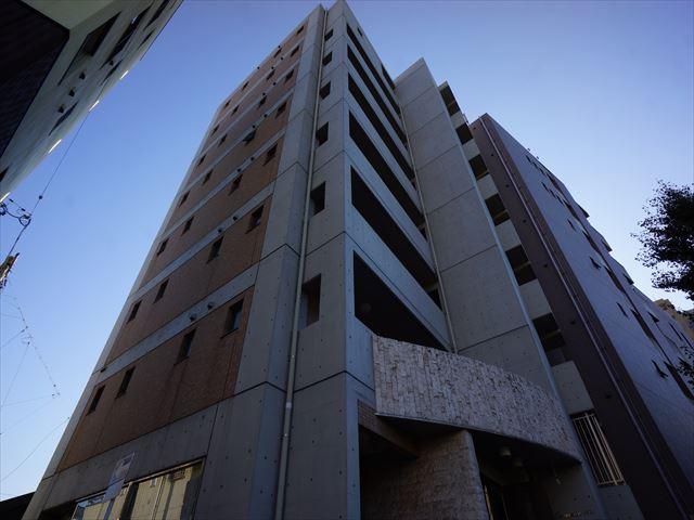 愛知県名古屋市中村区、米野駅徒歩15分の築10年 8階建の賃貸マンション