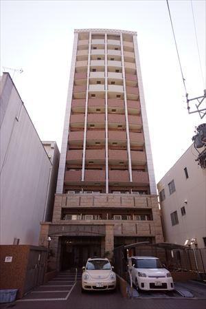 愛知県名古屋市中区、伏見駅徒歩11分の築9年 13階建の賃貸マンション