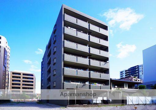 愛知県名古屋市東区、東大手駅徒歩9分の築15年 7階建の賃貸マンション