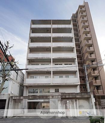愛知県名古屋市中区、東別院駅徒歩9分の築16年 8階建の賃貸マンション