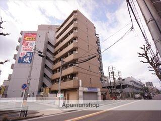 愛知県名古屋市東区、森下駅徒歩6分の築22年 8階建の賃貸マンション