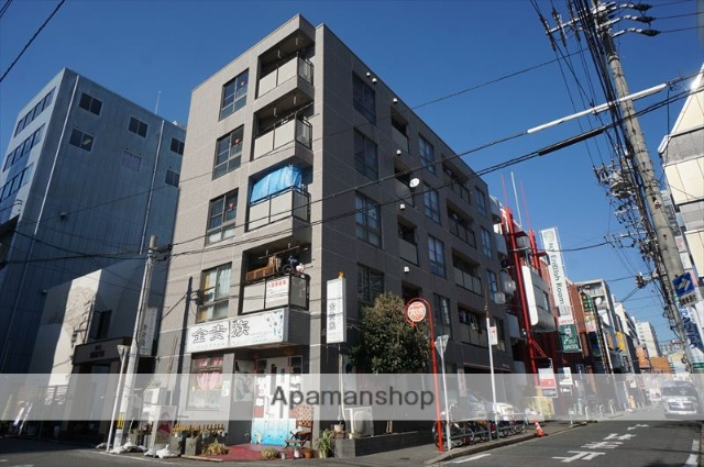 愛知県名古屋市中区、栄町駅徒歩10分の築20年 5階建の賃貸マンション